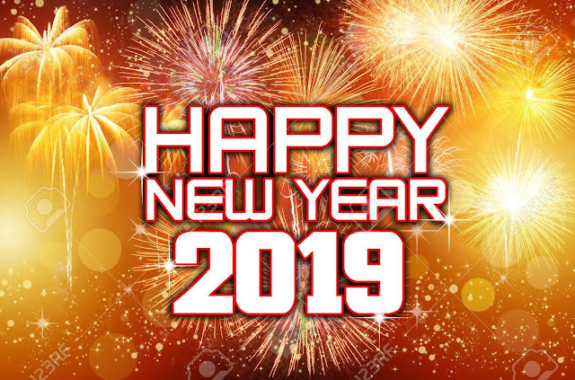 Happy New Year 2019 Quotes, Images, Wishes, Greetings, Whatsapp Status in Hindi and English