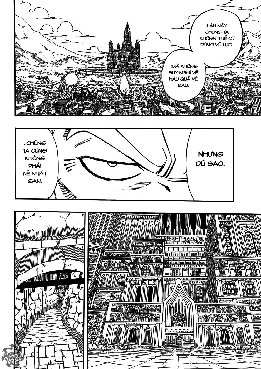 Fairy Tail chap 303 trang 7