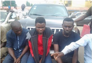 Houseboy sell boss' N10m Jeep for N50k in Lagos state