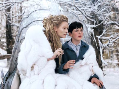 Tilda Swinton, White Witch, The Lion, The Witch & The Wardrobe