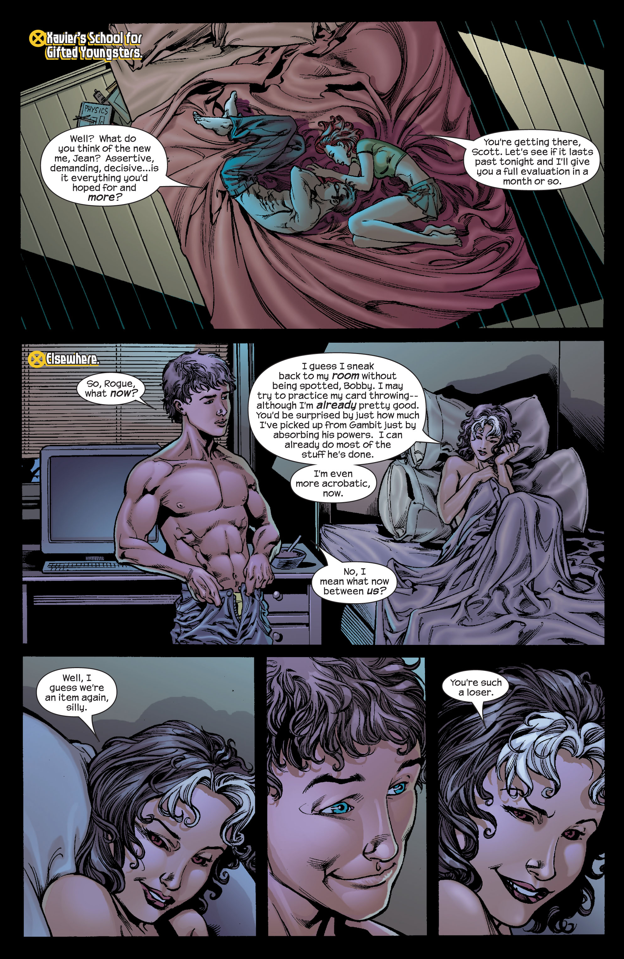 Read online Ultimate X-Men comic -  Issue #68 - 11