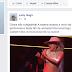 Lady Gaga faz post em português com referência a Simone e Simaria