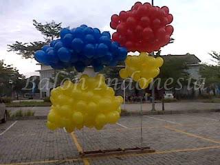 Menjual balon gas harga murah