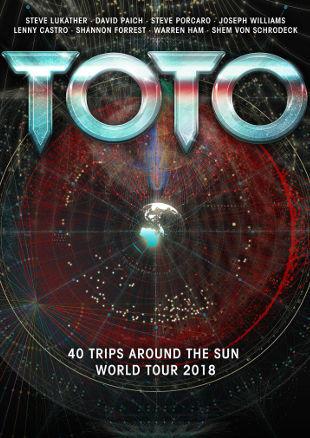 Set List Toto Opens Their 40 Trips Around The Sun Tour In Helsinki