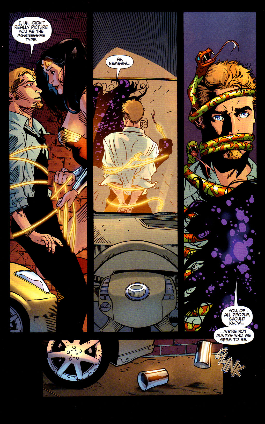 Read online Wonder Woman (2006) comic -  Issue #6 - 17