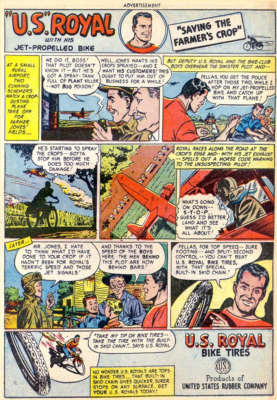 Detective Comics (1937) 165 Page 13