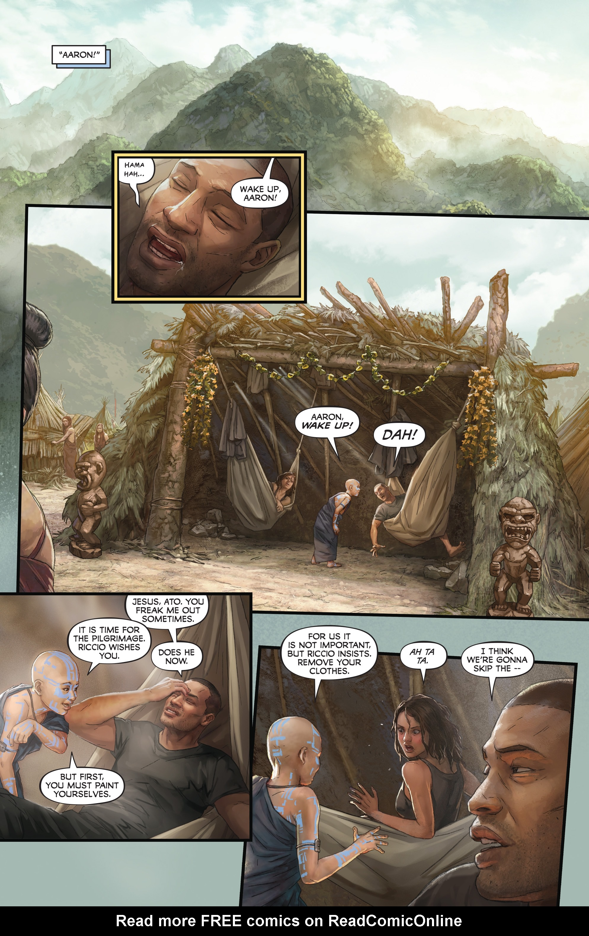 Read online Skull Island: The Birth of Kong comic -  Issue #2 - 10
