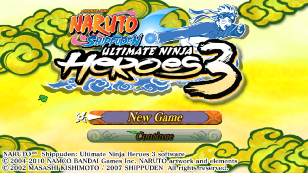 The Best PPSSPP Game Setting Naruto Ultimate Ninja Heroes 3 - Free Download  PSP PPSSPP Games, Android Ganmes