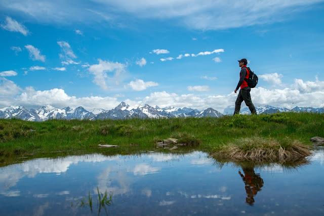 Der Pinzgauer Spaziergang  Die Saalbach Wander-Challenge 01