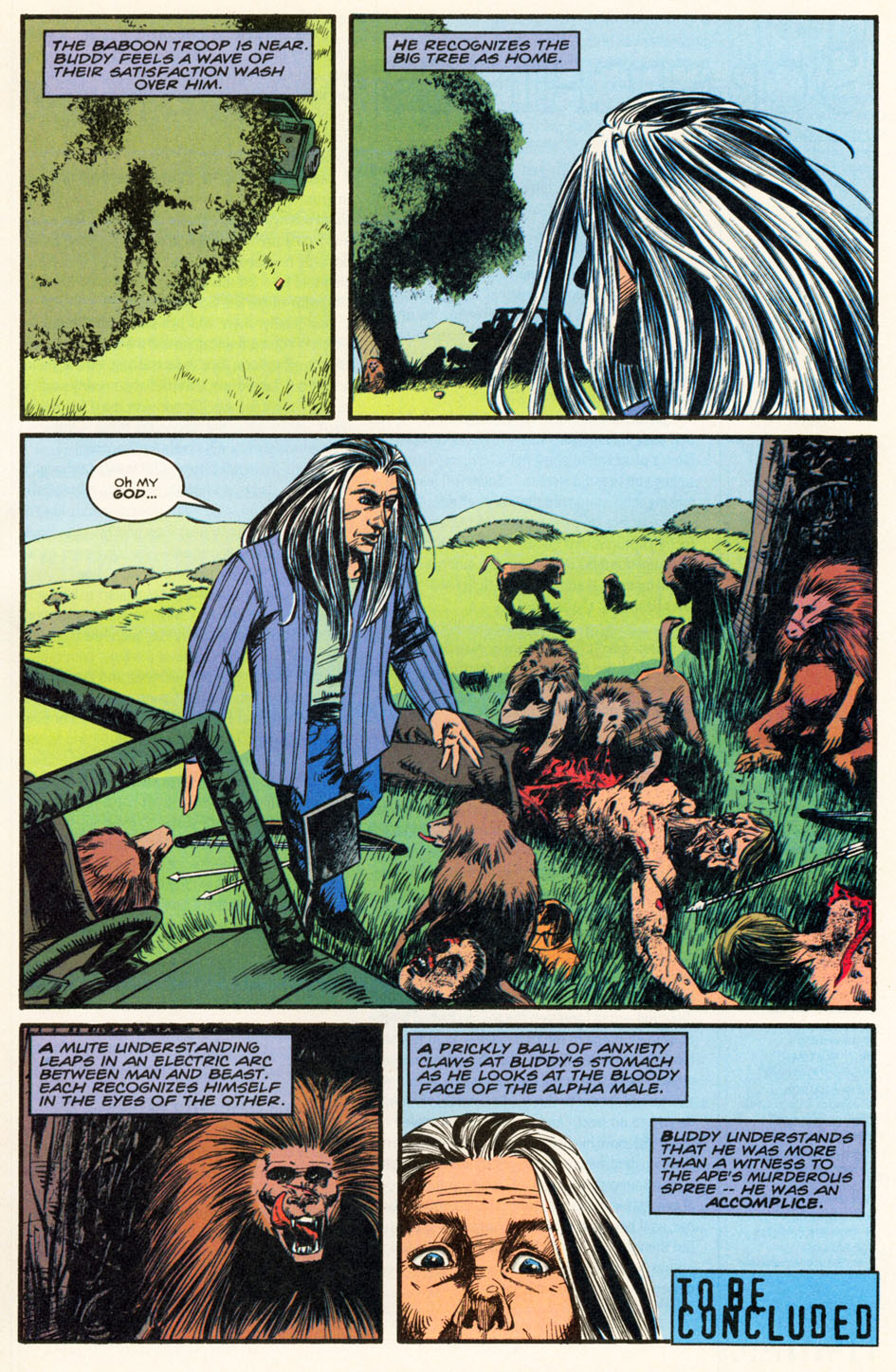 Read online Animal Man (1988) comic -  Issue #82 - 25