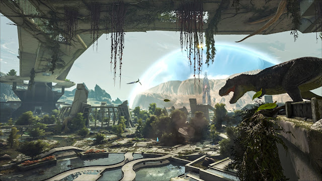 ARK Survival Evolved Extinction PC Full Imagenes