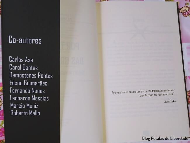 Resenha, antologia, Por-tras-das-grades, contos, prisao, livro, illuminare, capa, trechos, blog-literario, petalas-de-liberdade