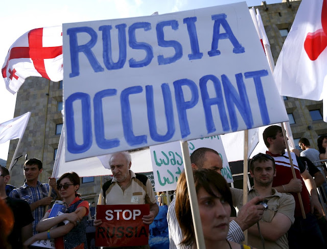 Georgia: Rusia continúa anexión de Abjasia y Osetia del Sur