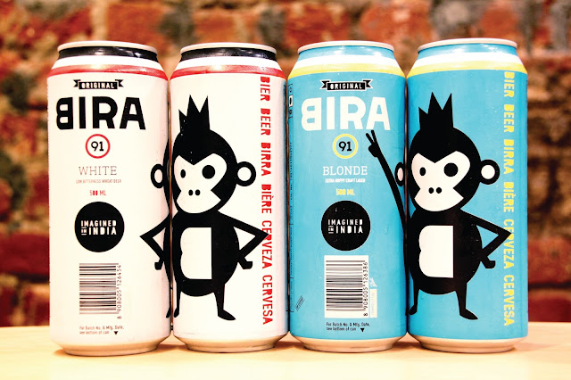Bira 91 Launches Slick New Cans!