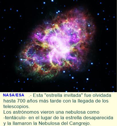 Nuevo y colorido retrato, muestra detalles Energéticos incrustados en Remanente de la supernova.
