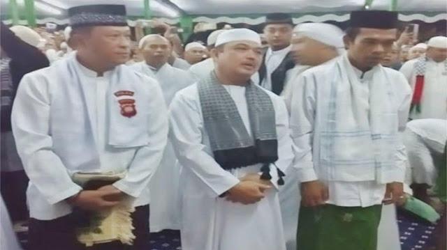 Hadiri Ceramah Ustadz Abdul Somad, Postingan Wagub Kalbar Ria Norsan Jadi Sorotan