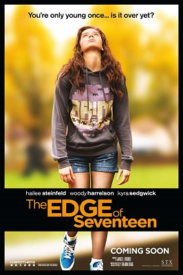 The Edge of Seventeen Full Movie Download, The Edge of Seventeen (2016) English DVDScr 550MB