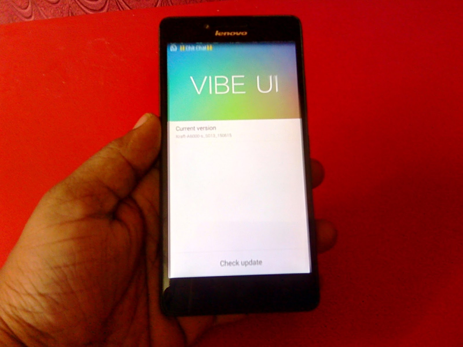 Learn New Things: How to Update Latest UI in Lenovo Phones