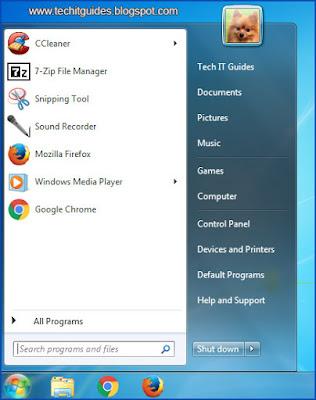 Open-start-menu-in-windows-7