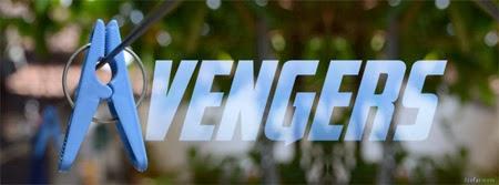 Jepit Avengers