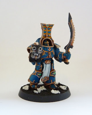 Thousand Sons Scarab Occult Terminator