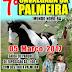 Cavalgada da Palmeira, no município de Mundo Novo-BA