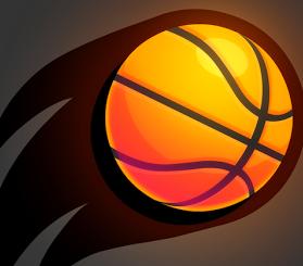 تحميل لعبة كرة السلة دونك هوت Dunk Hit للاندرويد والايفون برابط