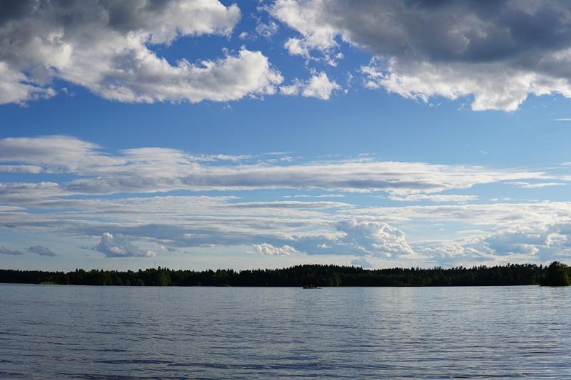 järvi, pyhäjärvi, maaseutu