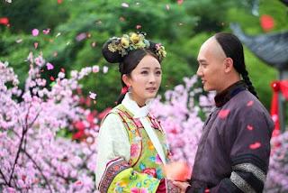 Gong Suo Xin Yu c-drama, Yang Mi, Feng Shao Feng, drama withdrawals 2011