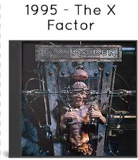 1995 - The X Factor