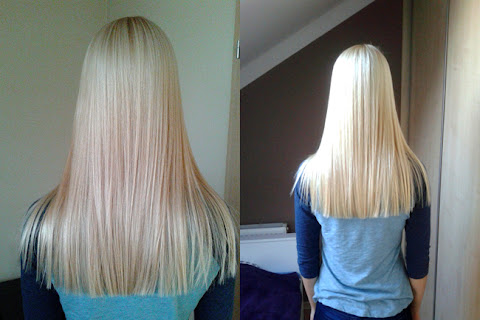 Piękne i długie blond włosy obcięte na prosto | List od Czytelniczki Magdy - czytaj dalej »