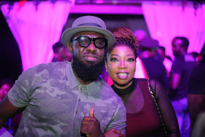 2baba, Timaya,Jackie Appiah,Tiwa Savage,Bovi And Other Celebrities Attend The Launch Of A Designer Wear 'Still Broke'