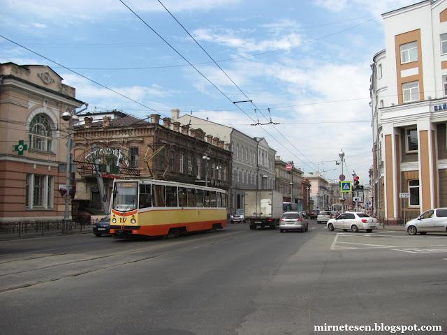 Иркутск - улица Ленина