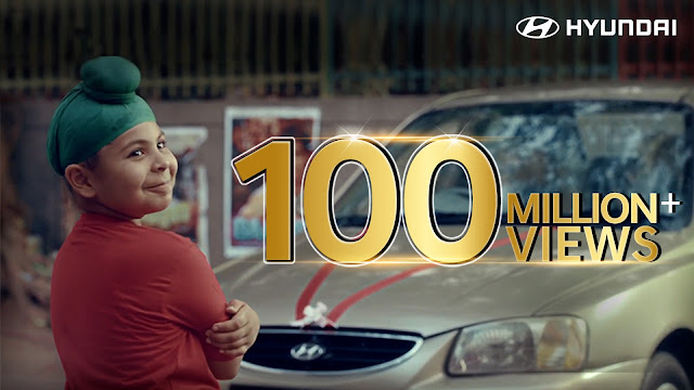 Hyundai Brilliant Moments – Emotional Recalling Digital Campaign Records More Than '100 Million' Views in Just 17 Days