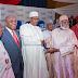 PHOTO: President Buhari Receives Leadership 'Man of the Year 'Award