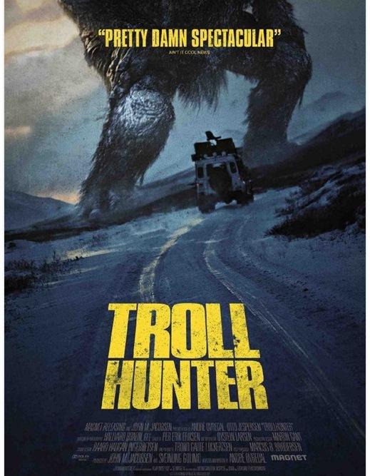 Săn Quái Vật - Trollhunter (2010)
