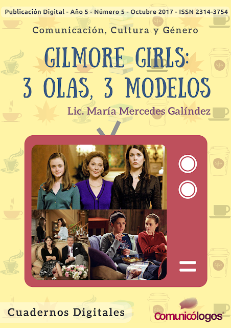 Ver Cuaderno: Gilmore Girls 3 Olas, 3 Modelos