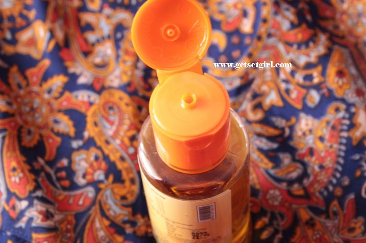 Get Set, Girl!: Review: Patanjali Tejus Tailum