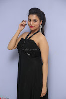 Priyanka in Sleeveless Black Slim Dress Spicy Pics ~  Exclusive 33.JPG