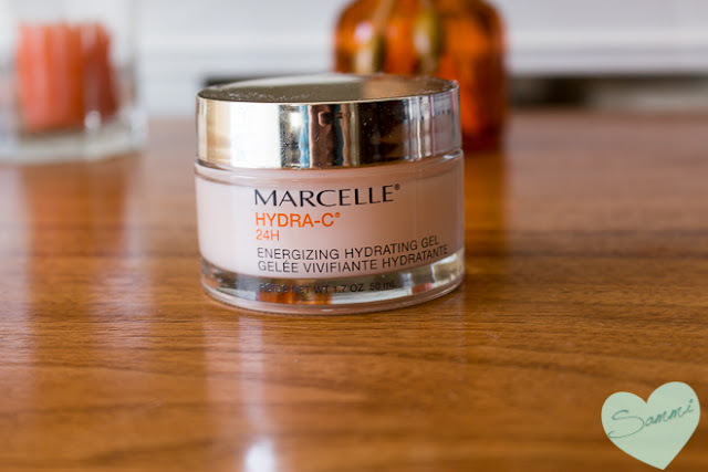 Beauty Lover Tag: Marcelle's Hydra-C 24H Energizing Hydrating Ge