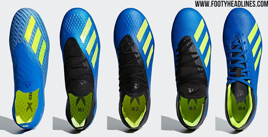 Full Next Gen Adidas X 17 Overview 17+ Purespeed vs 17.1