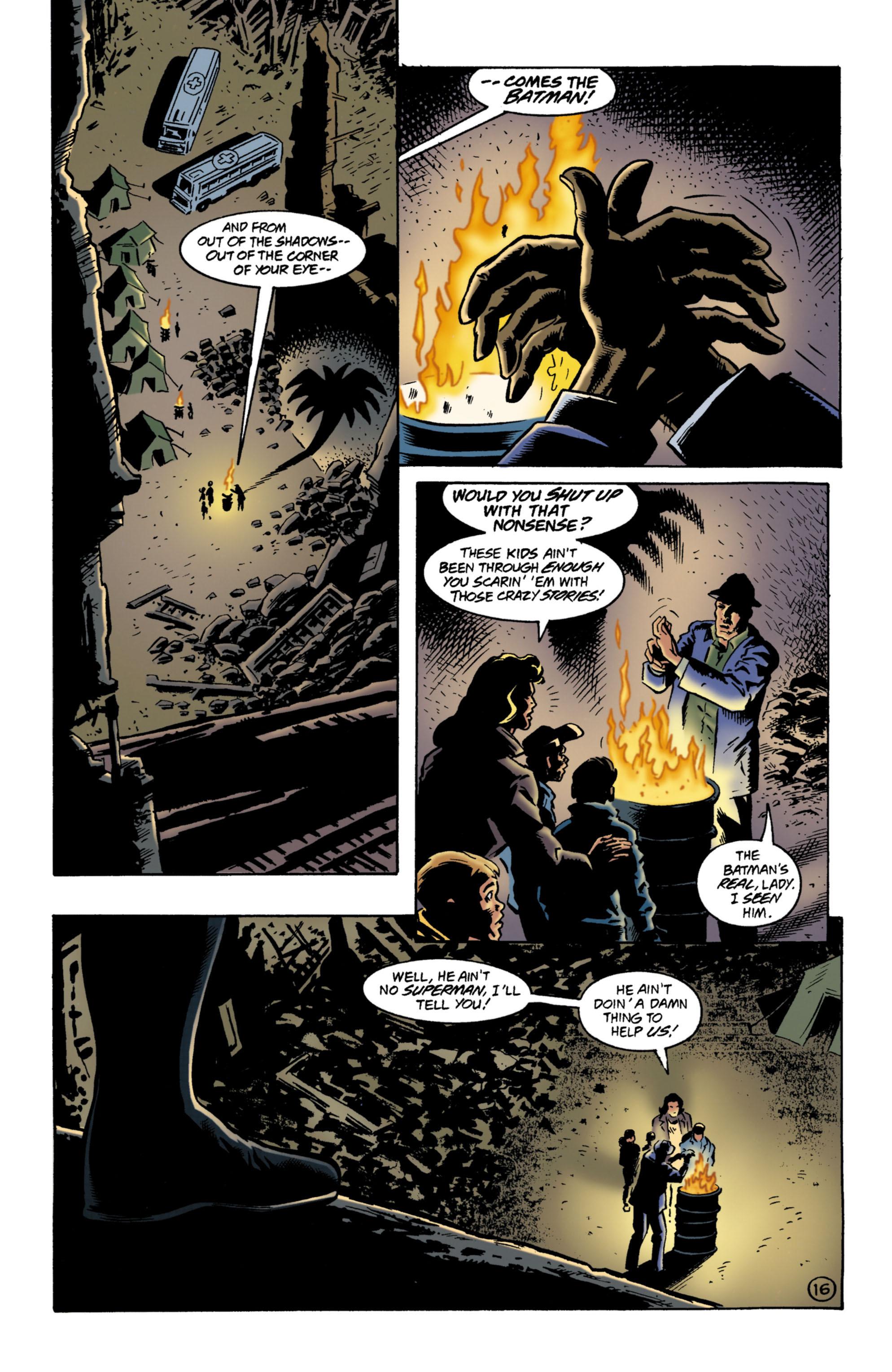 Detective Comics (1937) 724 Page 16
