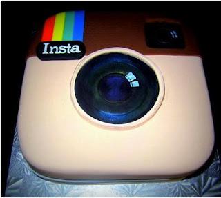 Kue Ulang Tahun Instagram