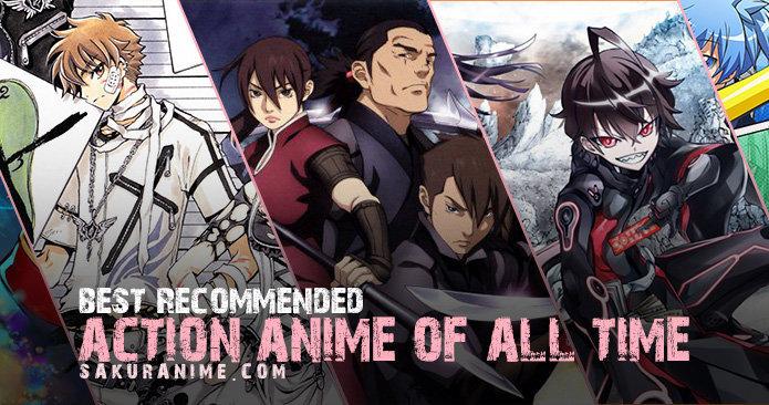 100 Anime Action Terbaik Dan Super Keren