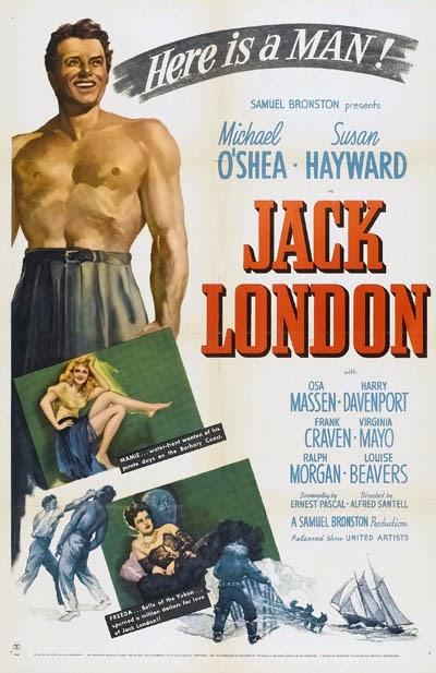 Película Las aventuras de Jack London Online