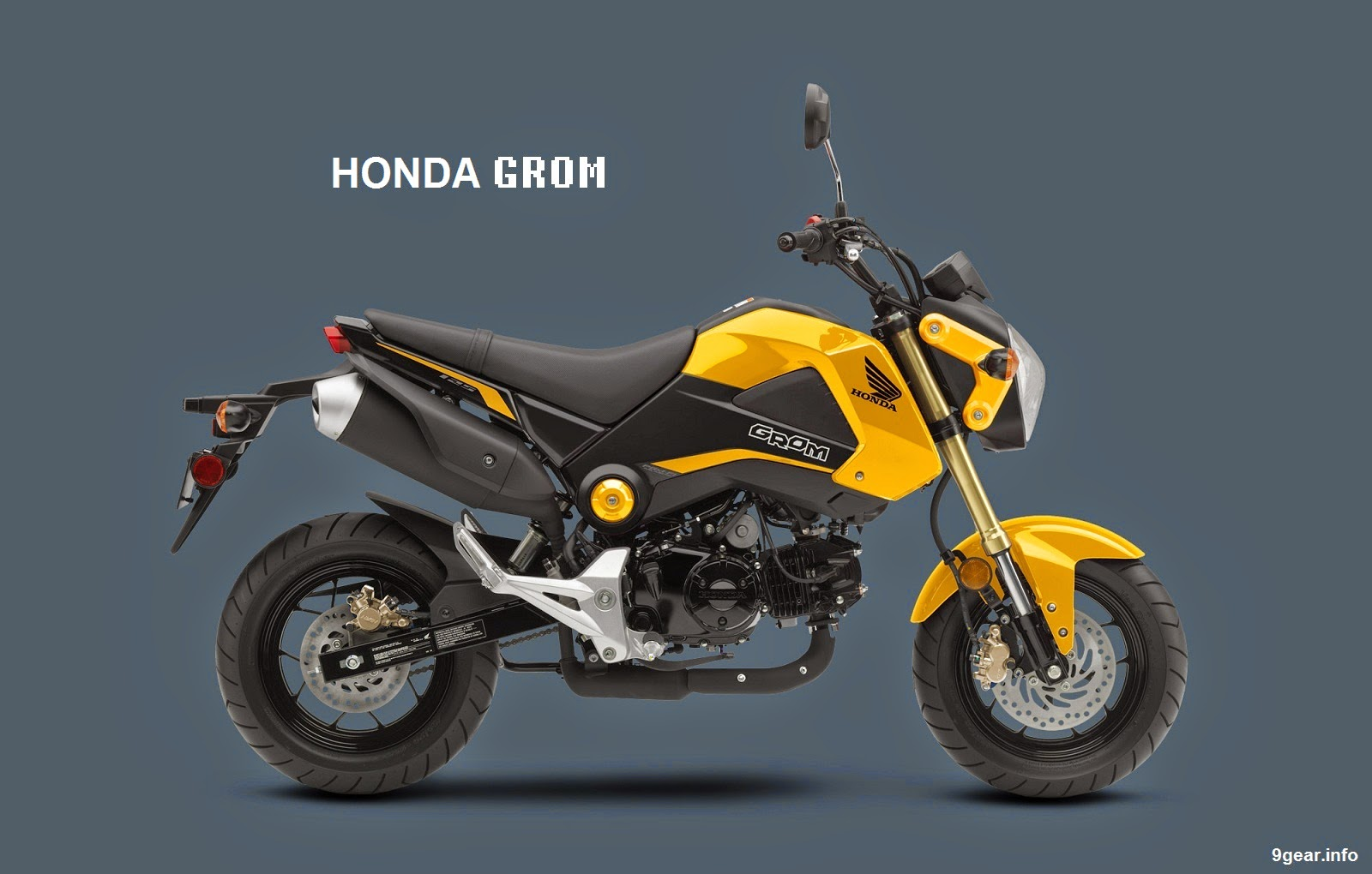 Honda Grom 2019 >> Honda Grom 125cc - Compact Motorcycle | Car Reviews | New Car Pictures for 2018, 2019