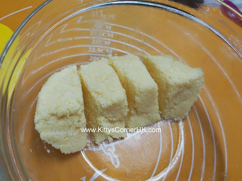 Coconut Stuffing DIY recipe 椰蓉餡 自家食譜