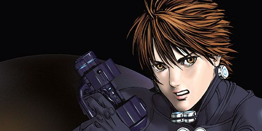 Gantz, Perfect Edition, Manga, Critique Manga, Hiroya Hoku, Delcourt / Tonkam,