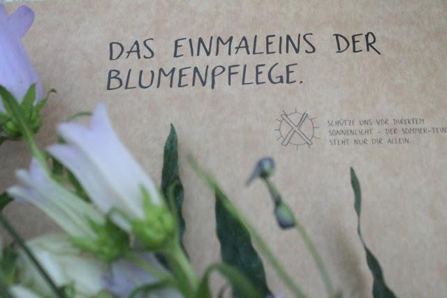 bloomon frische Blumen freier Strauss