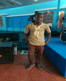Follow You hit maker Maseno Despise in a church event. PHOTO | BANA